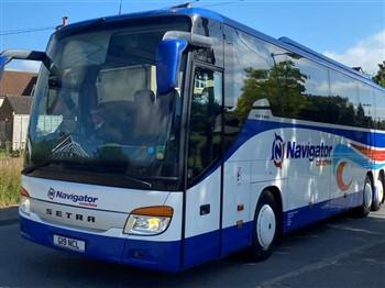 Navigator coach